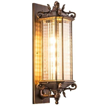 Amazon.com: Hemengjuan Outdoor Wall Light,Door Waterproof ...