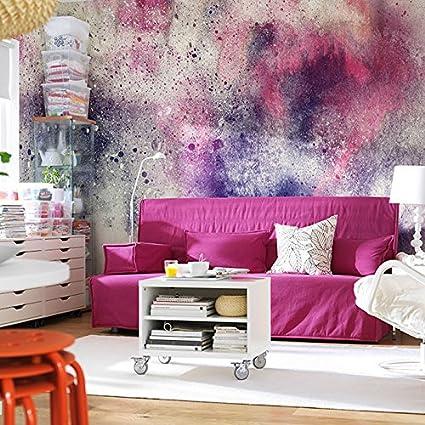 HUANGYAHUI European Art Wallpaper Wallpaper The Living Room Tv ...