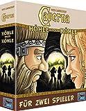Lookout Games 22160090 - Caverna - Höhle gegen Höhle, 2-Spieler-Spiel