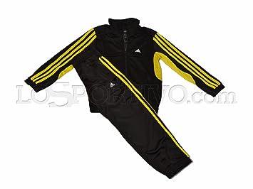 1844c5afebf2 adidas Boys  YB Tiberio Knit Tracksuit CH