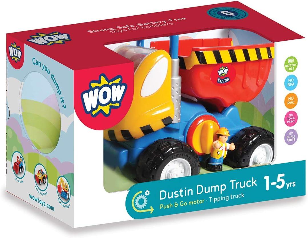 WOW Toys Dustin Dump Truck