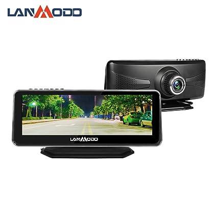 Amazon.com: LANMODO Car Night Vision Camera,Waterproof 8.2 ...