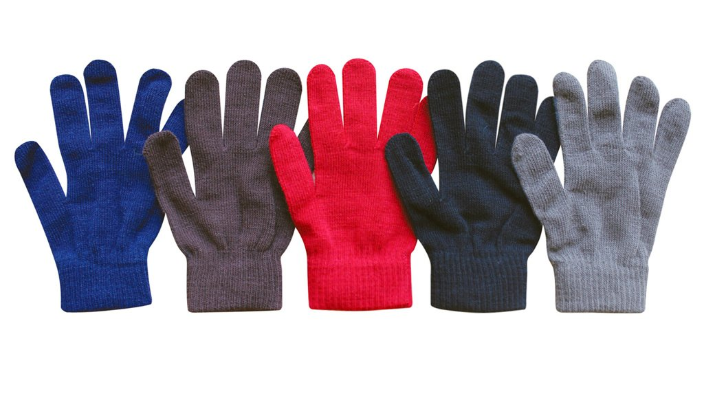MJ Boutique Wholesale Lot of 10 Dozen of Womens Gloves Bulk Sale Lady Size MJ4521/7 by MJ Boutique