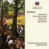 Beethoven: Sym Nos 5-8 / Egmont Overture