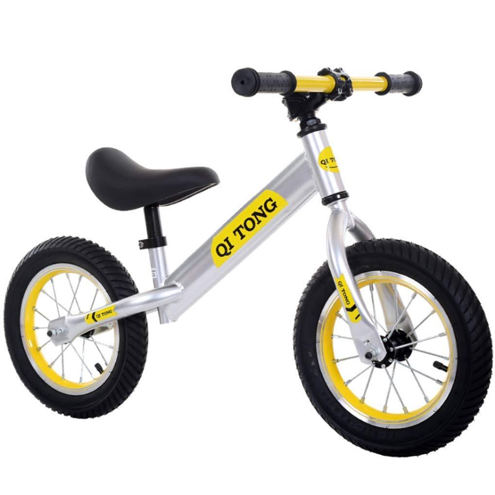 sorteos de estadio CZALBL Bicicleta de de de Equilibrio para 2, 3, 4, 5, niños y niñas de 6 años, Cuadro de Aluminio sin Entrenamiento de Equilibrio del Pedal, Adecuado para niños pequeños,D  entrega rápida