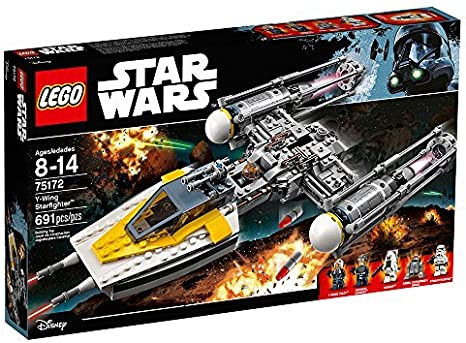 LEGO ® Star Wars 75172 Y-Wing stellari ™ Nuovo//Scatola Originale