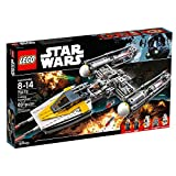 Best LEGO Star Wars Boy Stuffs - LEGO Star Wars Y-Wing Starfighter 75172 Star Wars Review