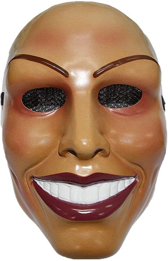 The Rubber Plantation TM 619219291880 The Purge Mask - Vestido de ...