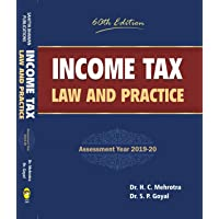 Income Tax Law & Practice AY 2019-20
