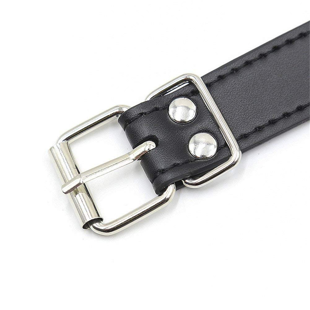 SuxHeart Couple Accessoires de Jeu Collier Pince /à Bouchon de Bouche Amusant S-M