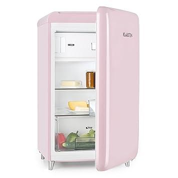 Kühlschrank retro rosa  Klarstein PopArt Pink • Kühlschrank • Standkühlschrank • Retro ...