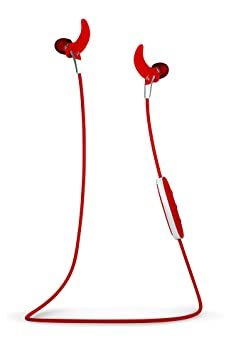 Jaybird - Freedom F5 In-Ear Wireless Headphones - Blaze In-Ear at amazon