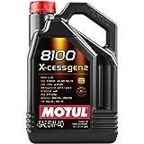 8100 X-Cess 5w40 Oil 5 Liter Bottle
