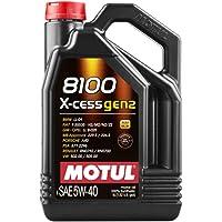 $40 » 8100 X-Cess 5w40 Oil 5 Liter Bottle