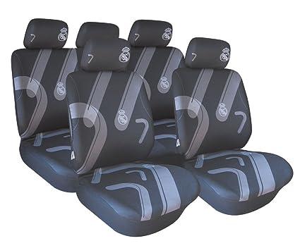 Amazon.com: SUMEX RMA7209 Seat Covers Real Madrid 9 Pcs ...