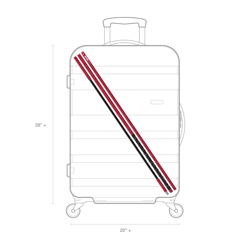 Gatku Polespears Eighter Travel Friendly 3pc Sports Ayp Wiring Diagram Outdoors