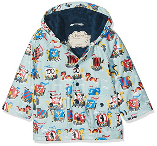 Hatley RC6RB Boys Printed Raincoat