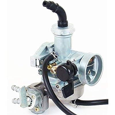 MothAr Carburetor fits Honda ATV 3-Wheeler ATC 90 ATC 110 ATC 125M: Automotive
