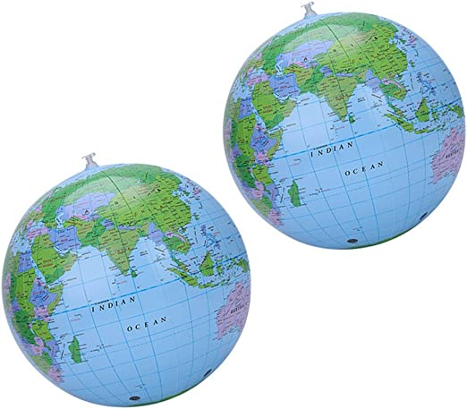 Yifanzi - Bola de playa hinchable de PVC, diseño de globo ...