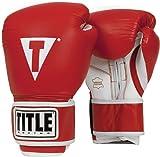 TITLE Boxing Pro Style Leather Training