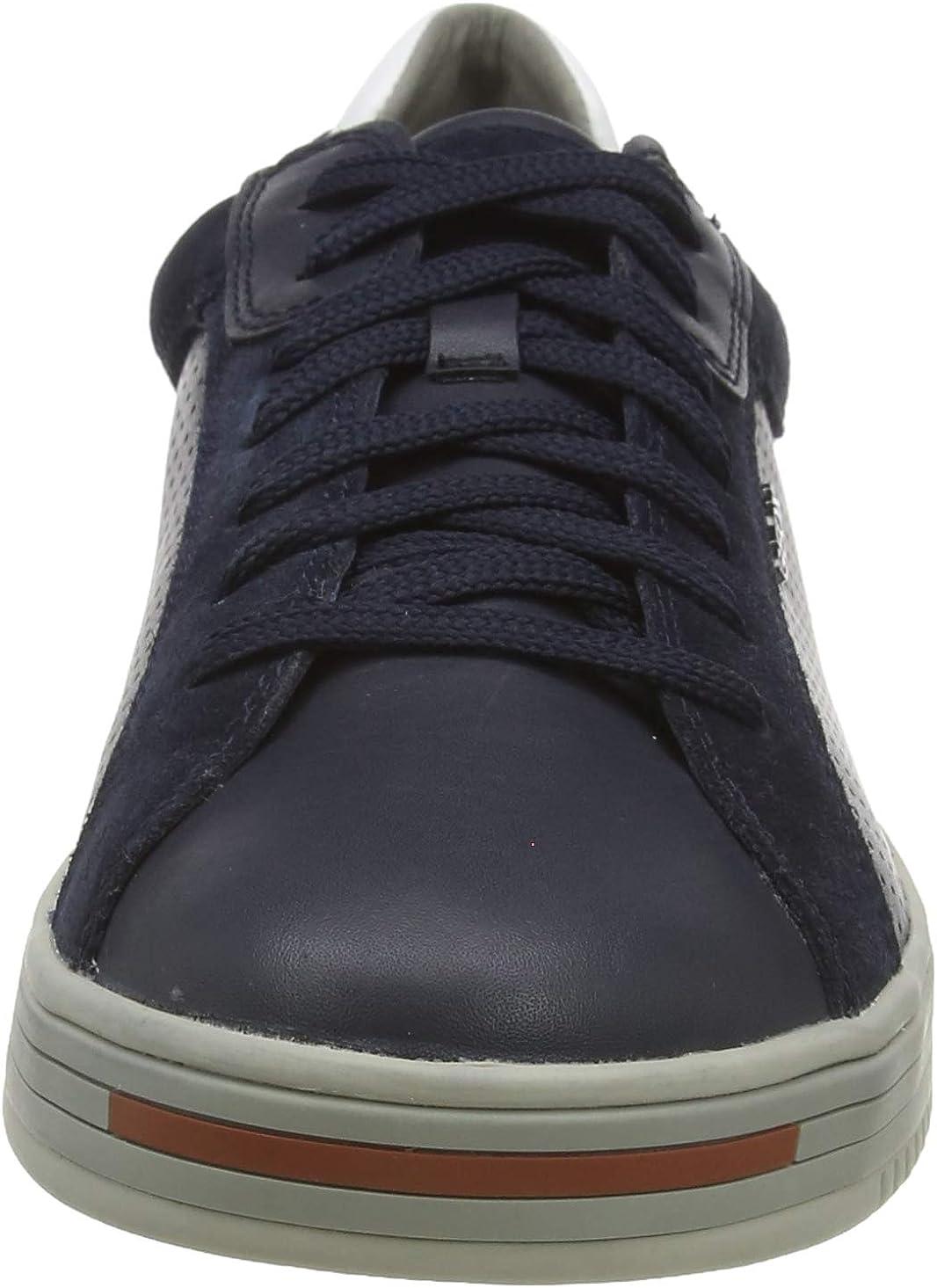 Geox Mens Low-Top Sneakers