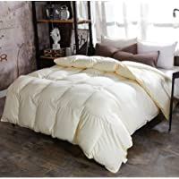 Down Duvet/Quilt, Microfibre Comforter Duvet Insert, Breathable and Skin-friendly, Protects Against Dust Mites and Allergens