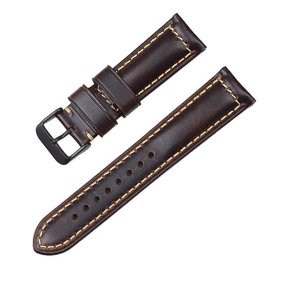 69816adeae56 Amazon.com  Leather Watch Straps