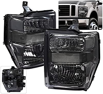 AJP Distributors Replacement Headlights For Ford F250 F350 F450 F550 Super Duty Truck