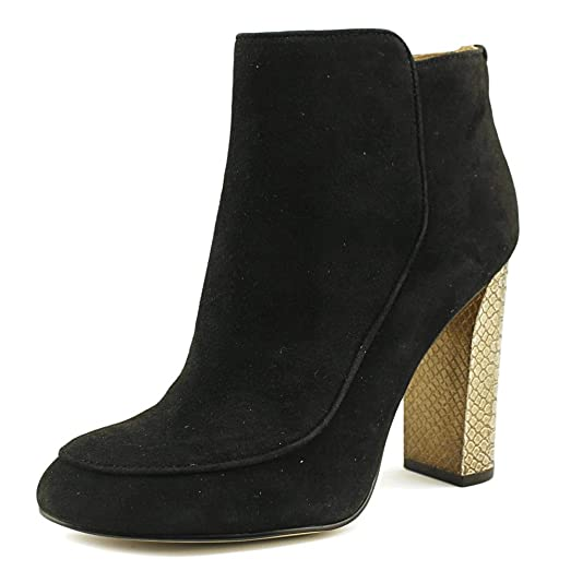 Jaslina Women US 8 Black Ankle Boot