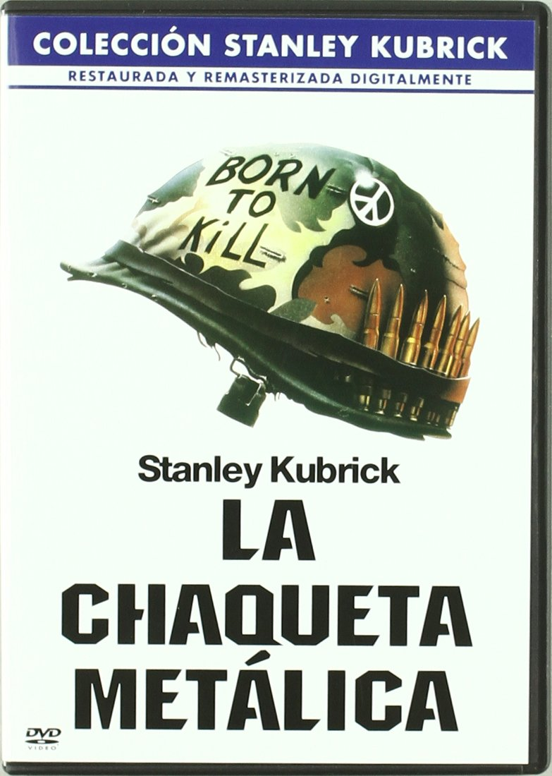 La chaqueta metálica Stanley Kubrick collection DVD