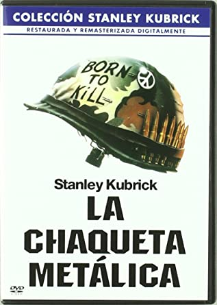 La Chaqueta Metálica (Stanley Kubrick Collection) (Import Movie) (European Format -