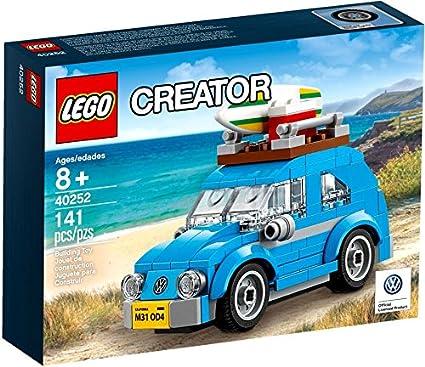 Amazon Com Lego Creator 40252 Miniature Vw Beetle Toys Games