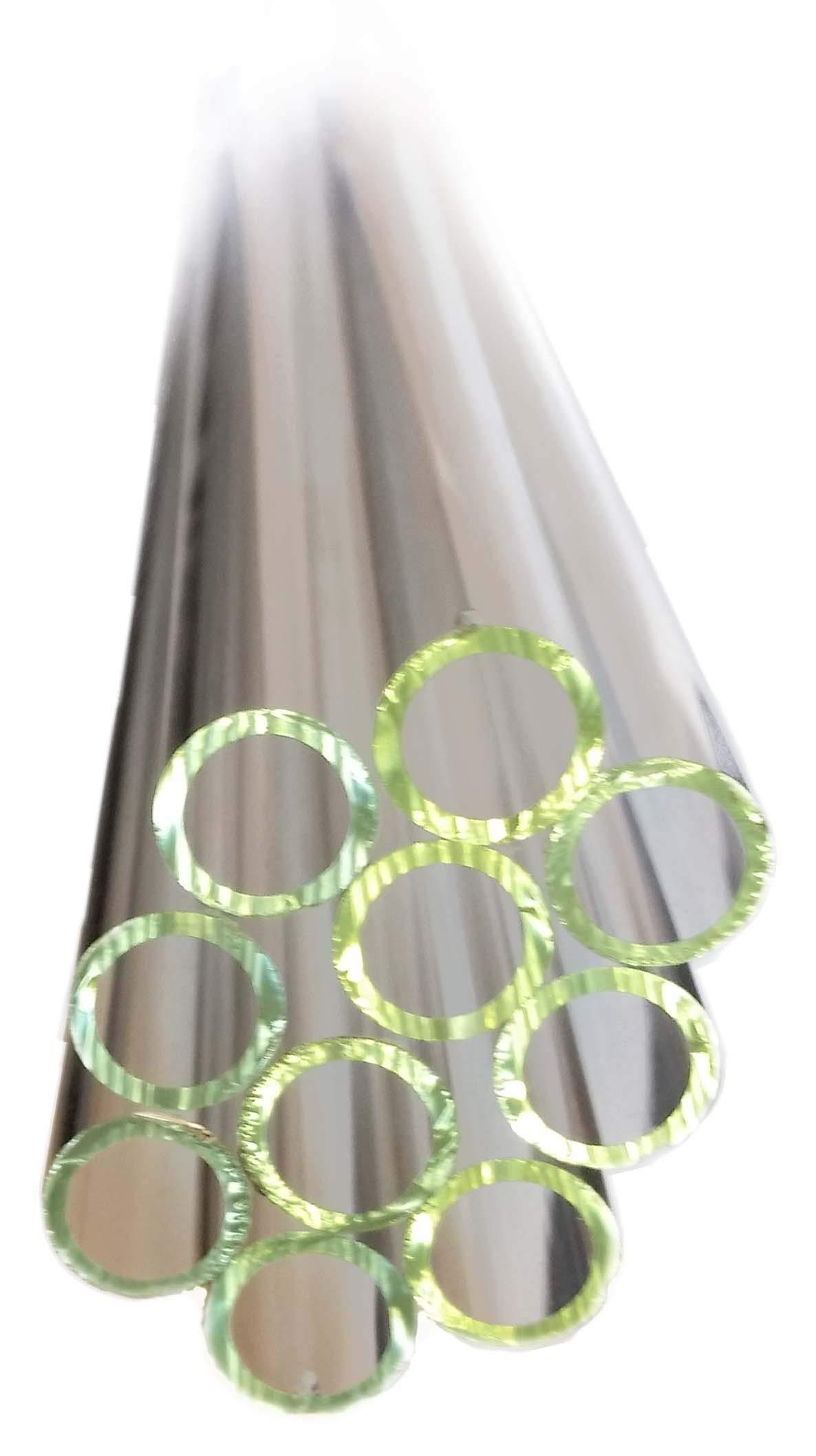 GSC International 10MMBT-24 Borosilicate Glass Tubing, 10mm Diameter, 24'' Long (1-Pound Pack)