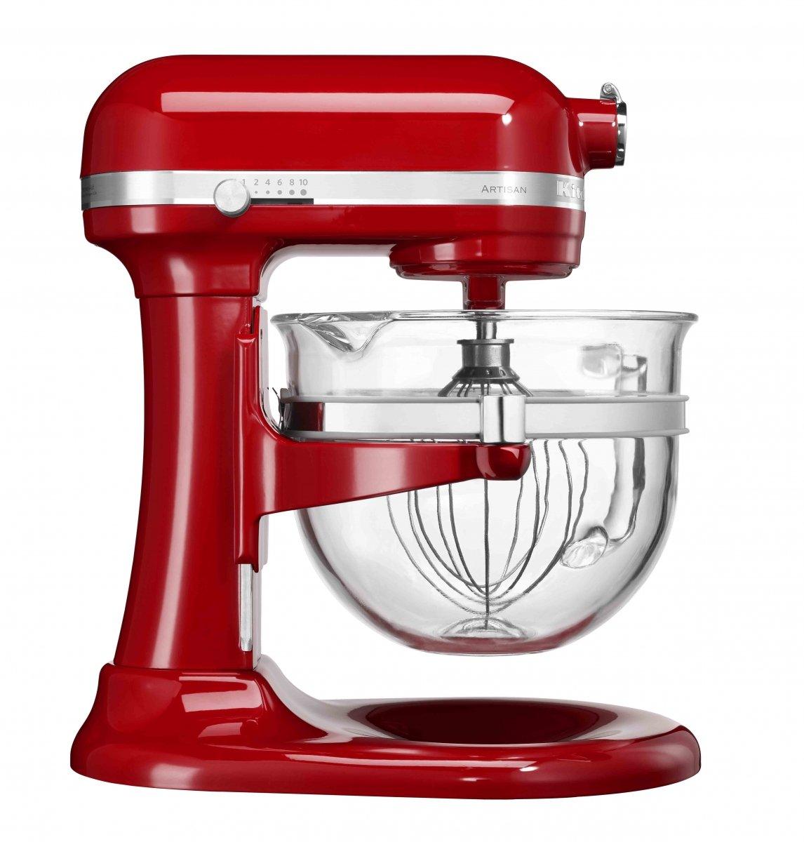Amazon.de: KitchenAid 5KSM6521XEER Küchenmaschine Artisan Empire ...