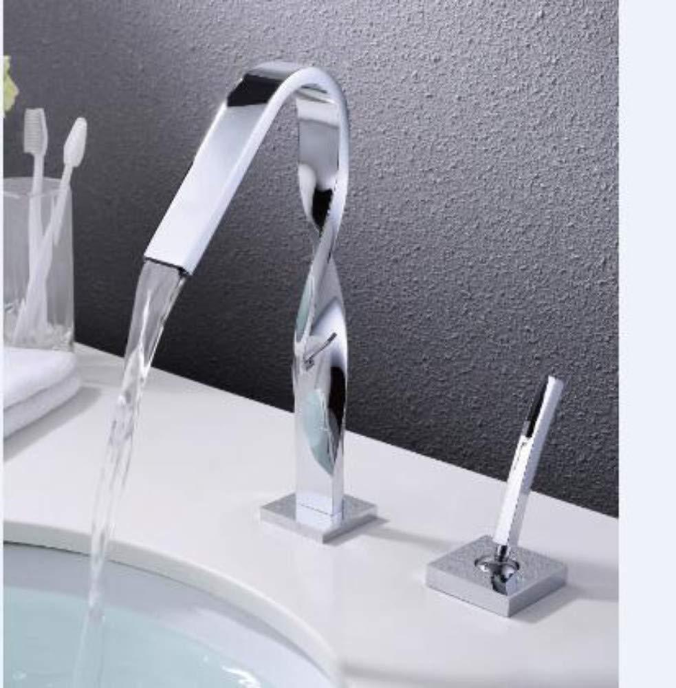 JONTON Bathtub faucet, basin faucet, kitchen faucet split faucet