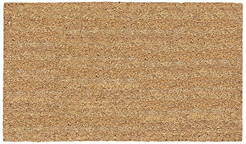 DeCoir Natural Plain Coir Doormat product image