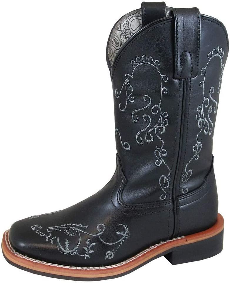 Smoky Mountain Girls' Marilyn Western Boot Square Toe