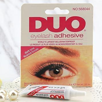 a6ffbd63166 Eyelash Glue, Adhesive Waterproof Eyelash Glue Ardell Duo Striplash Adhesive  False Eye Lash Glue(