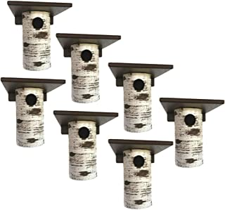 product image for DutchCrafters Gilbertson Bluebird House, Outdoor Nest Box Sparrow Resistant (7 Pack)