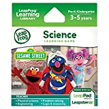 LeapFrog Learning Game: Sesame Street Solve it Elmo (LeapPad Tablets LeapsterGS)