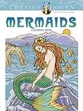Creative Haven Mermaids Coloring Book (Adult Coloring)