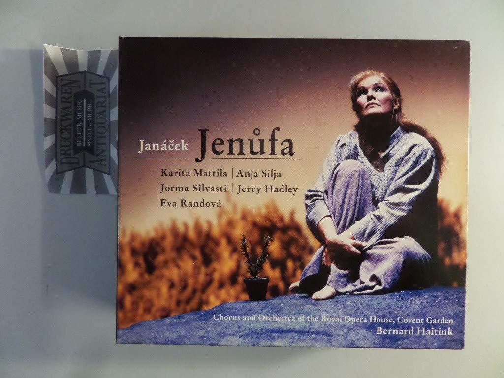 Jenufa: Complete Opera