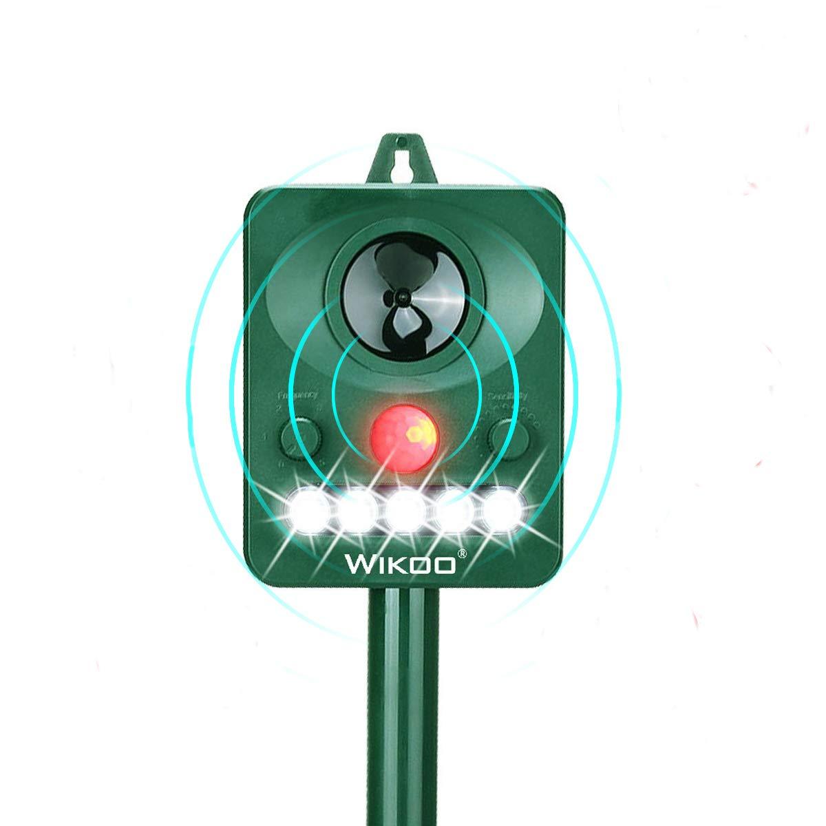 FRYZOO Ultrasonic Solar Pest Repellent