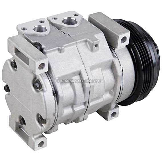 Amazon.com: AC Compressor & A/C Clutch For Suzuki Grand Vitara & XL-7 - BuyAutoParts 60-00834NA NEW: Automotive