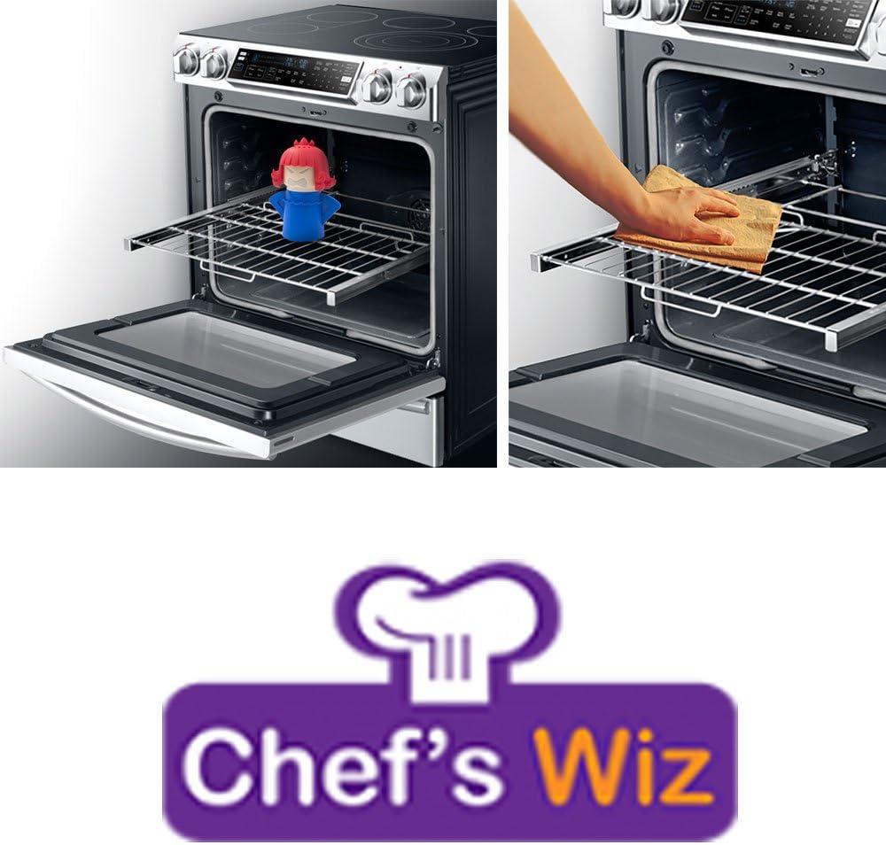 Hot Mama® limpia los hornos sin Detergent: Amazon.es: Salud y ...
