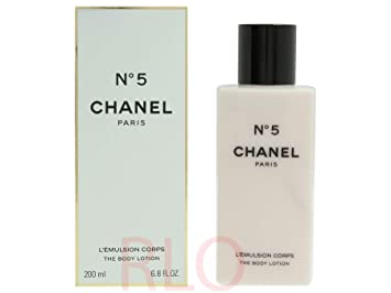 d6f57df3df4 Buy Chanel No.5 The Body Lotion 200ml 6.8oz Online at Low Prices in India -  Amazon.in