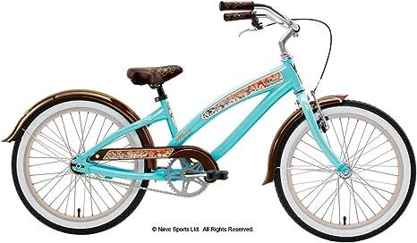 Nirve Suzy-QTM - Bicicleta Infantil para niña, 5-7 años, Color ...
