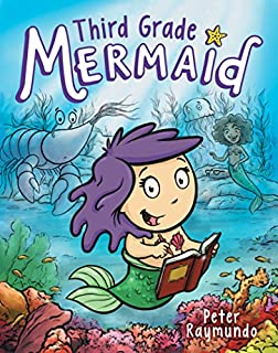 Book Cover: Third Grade Mermaid