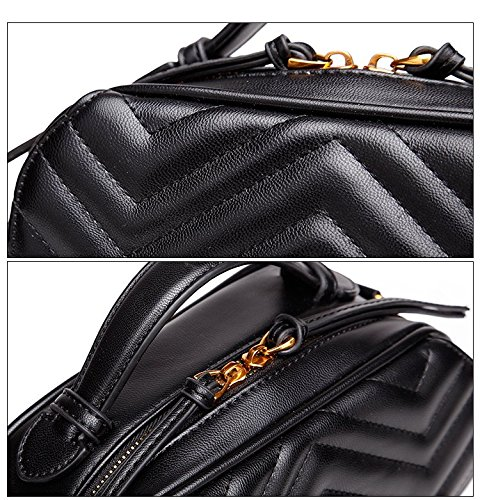 pour fourre tout Zoomlie sac noire femme APBWqnW