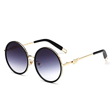 093c2a796feab Image Unavailable. Image not available for. Color  sunglasses ladies Europe  and the United States fashion glasses 2018 new ...